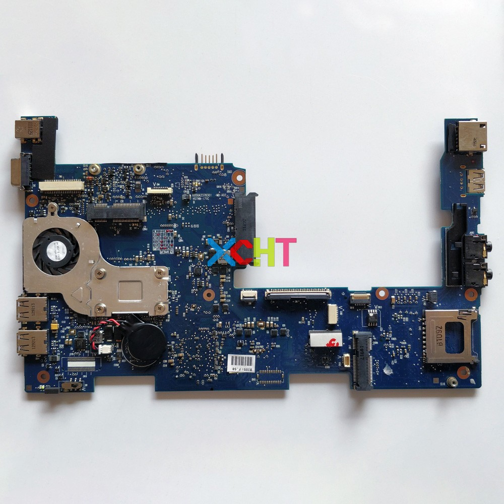 625689-001 W N550 1.50GHz Cpu For HP Mini 5103 Series Laptop Motherboard Mainboard Tested & Working Perfect