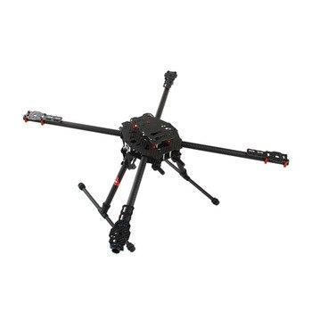 For Tarot 4-Axle Iron Man 650 Foldable 3K Carbon Fiber Quad Drone