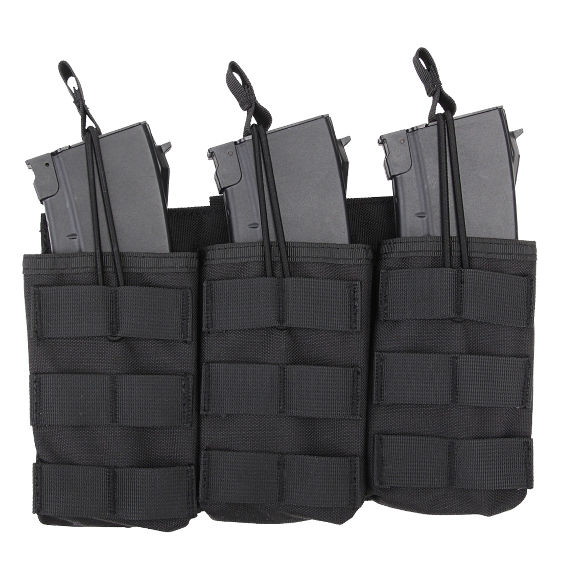 High Recommend 1 Pcs WST Triple Stacker Magazine Pouch Bag Case For G36 Mag - CP/Green/Tan/Black