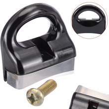 Черная скоба с ручкой, универсальная скороварка, короткая Боковая ручка, теплозащитный помощник, товары для дома, кухни