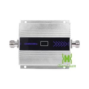 Image 2 - TianLuan מיני GSM 900 mhz טלפון נייד אותות בוסטרים 2 גרם GSM אות מהדר עם יאגי אנטנה/תקרה /15 m 5 m כבל