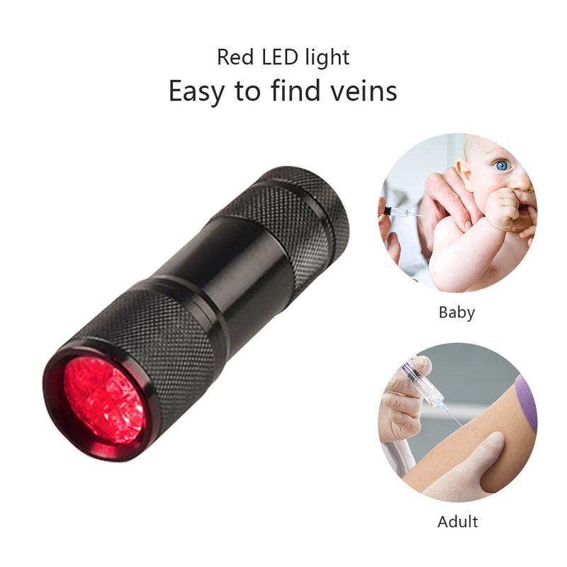 A Vein Imaging Flashlight Vascular Display Flashlight Hand Puncture To Check Blood Vessels Light