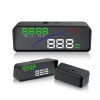 3.6Inch OBD HUD Car Head Up Display Auto On Board Computer hud Display Car Electronics obd2 Car Speedometer Windshield Projector