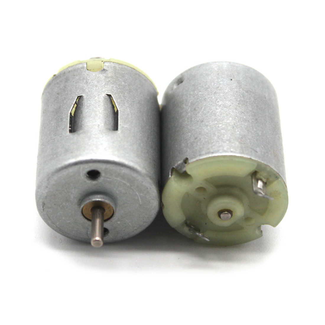 2pcs DC3V 17000RPM Mini 1025 Cylindrical motor Micro High speed Motor for HM DIY