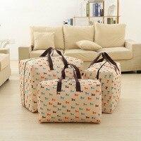 Uma peça colcha organizador saco lavável grande capacidade saco de armazenamento de viagem Bolsas de armazenamento dobráveis     -