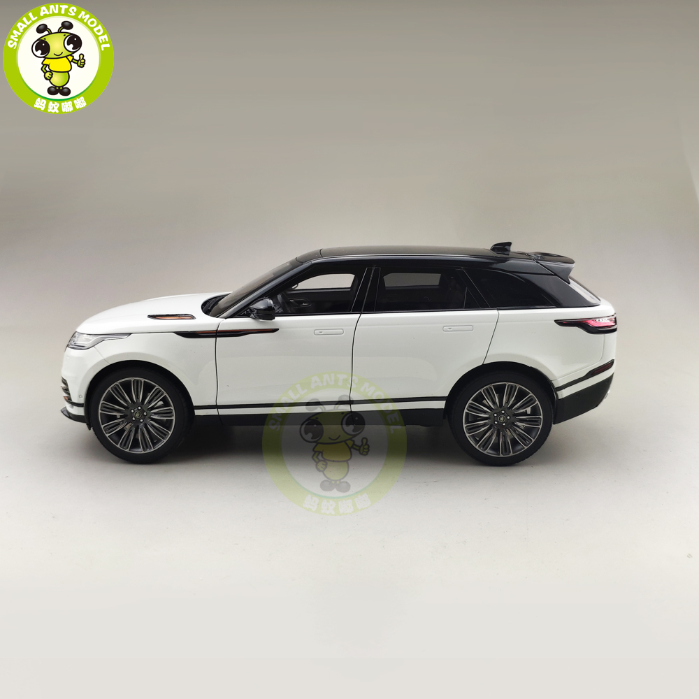 1/18 LCD Velar RANGE Suv Car Rover Diecast Metal SUV CAR MODEL Toys kids children Boy Girl gifts hobby collection