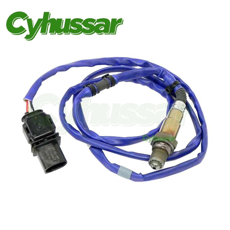O2 Oxygen Sensor For PORSCHE BOXSTER CAYENNE GTS CAYMAN 2.9L 3.4L 4.8L 94860613102 9A160612301 0258017228 07-13 wideband LambdaO2 Oxygen Sensor For PORSCHE BOXSTER CAYENNE GTS CAYMAN 2.9L 3.4L 4.8L 94860613102 9A160612301 0258017228 07-13 wideband Lambda