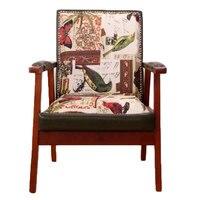 Para Sala De estar Meubel Puff Asiento Oturma Grubu sofá Zitzak Moderno Para madera Vintage muebles De Sala sofá móvil