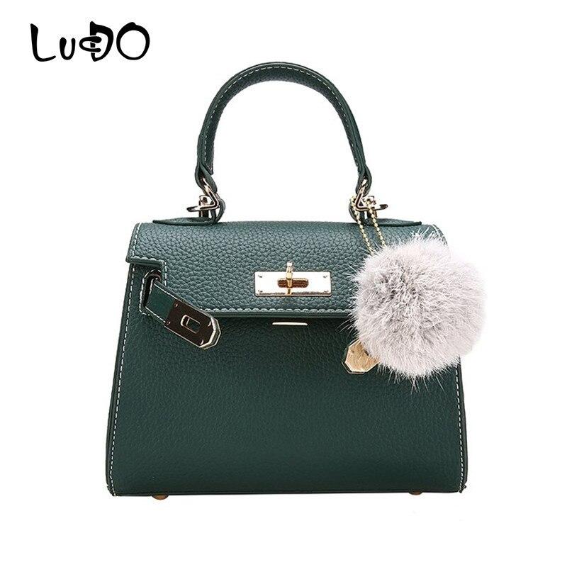 e4adb3767d95 LUCDO роскошные сумки для женщин дизайнер дамы известный бренд сумка sac  основной femme de marque luxe