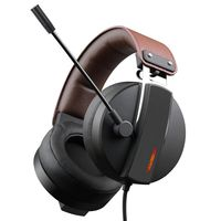 Xiberia S22 PRO PC Gamer Headset Gaming Headphones with Microphone for Computer USB 7.1 Surround Sound Game Headset Bass Casqu