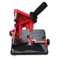 Angle Grinder Stand DIY Angle Grinder Holder Woodworking Tool Stand Grinder For Metal Cutting Machine For 100/115/125mm