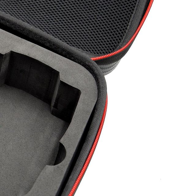 Waterproof Storage Bag Hardshell Handbag Case for Carrying DJI MAVIC Air Drone & 3 Batteries and Accessories Carry Bag Portable 4