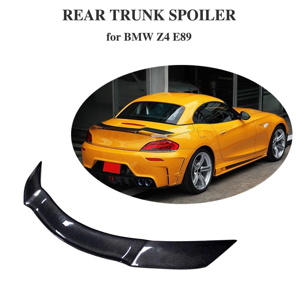 Bmw Z4 2012: Carbon Fiber For BMW Z4 M Coupe Roadster Convertible 2