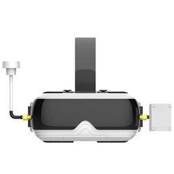 TOPSKY Prime 1S FPV Goggle 86-degree FOV 640 x 480 LCD 4:3 2.4 inch NTSC / PAL Glasses