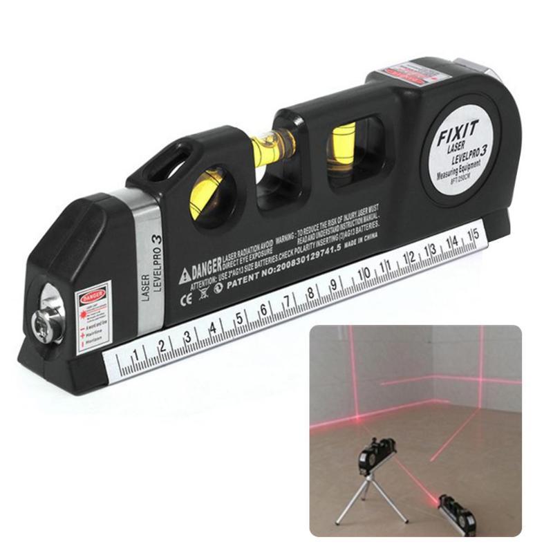 Laser Level Ruler Multi Functional Infrared Ruler