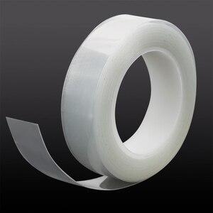 Image 4 - YOSOLO Película protectora de pintura de 1,5 cm x 5m, Protector contra rasguños de puerta, antiarañazos pegatina, molduras de estilismo para bordes de puerta de coche