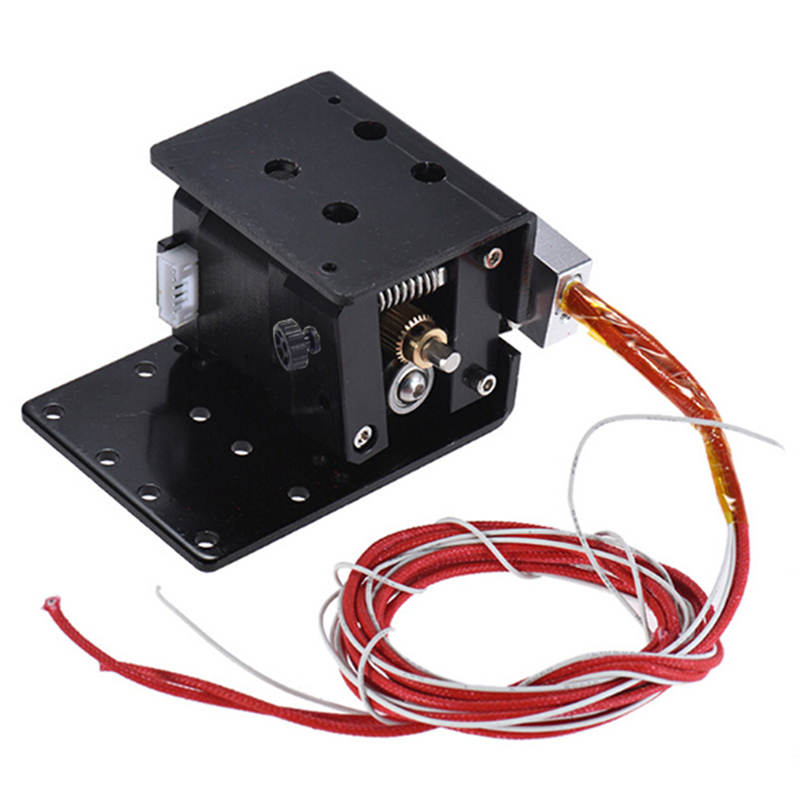 Anet Mk8 extrudeuse moteur Kit 0.4 Mm buse 30 Mm extrudeuse gorge 12 V 40 W chauffage thermistance aluminium chauffage bloc pour A8 Plus PrinAnet Mk8 extrudeuse moteur Kit 0.4 Mm buse 30 Mm extrudeuse gorge 12 V 40 W chauffage thermistance aluminium chauffage bloc pour A8 Plus Prin