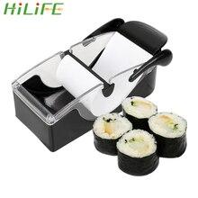 HILIFE кухонные аксессуары DIY устройство для заворачивания суши инструменты антипригарная форма для роллов Суши производитель приспособления инструменты для кухни