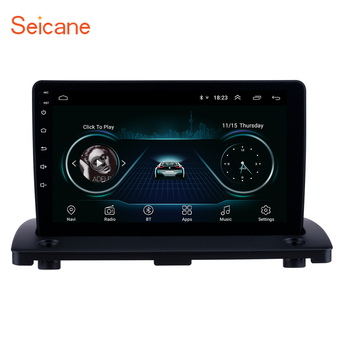Seicane Android 9.1 Car GPS Multimedia Player for Volvo XC90 2004 2005 2006 2007 2008-2014 9inch car Radio WIFI SWC Mirror link image