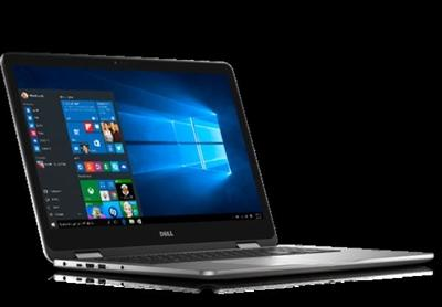 Support laptops Dell (210-AQEN-000007)-Inspiron 7000 17 2En1 W10h 17770006