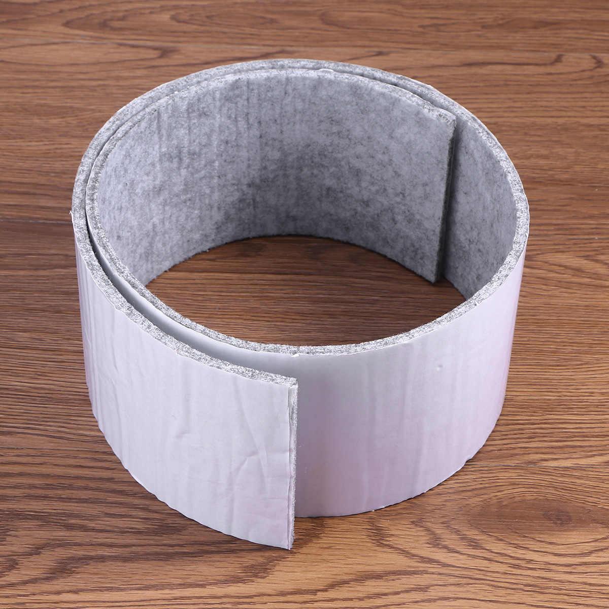 1 шт. 100x10 см войлочные прокладки сверхмощные прямоугольные клейкие коврики войлочные листы фетр для мебели колодки для защиты полов гостиничная мебель
