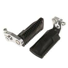 1 Pair 43cc 47cc 49cc Mini Pocket Bike Pit Footpegs Pegs Footrest NEW