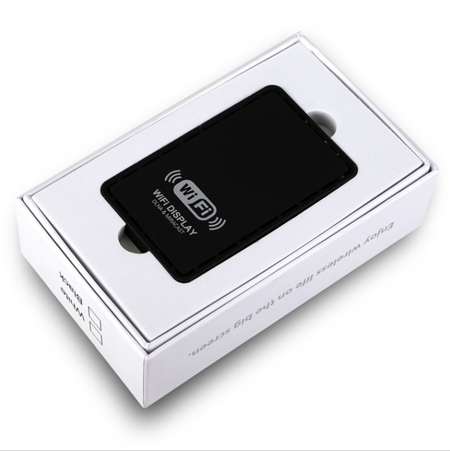 Wifi Home Car Mirror Link Box Wireless Screen Mirroring Airplay DLNA Miracast Dongle for Iphone Windows Android Device