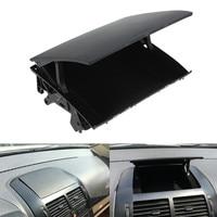 Black Car Front Center Console Dashboard Storage Box Holder Organizer For VW Polo 2002 2003 2004 2005 2008 6Q0857465A 6Q0857465