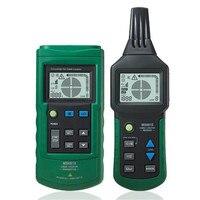 MS6818S Напряжение Диапазон измерения 12 400 В AC/провод постоянного тока сети тестер телефонных кабелей