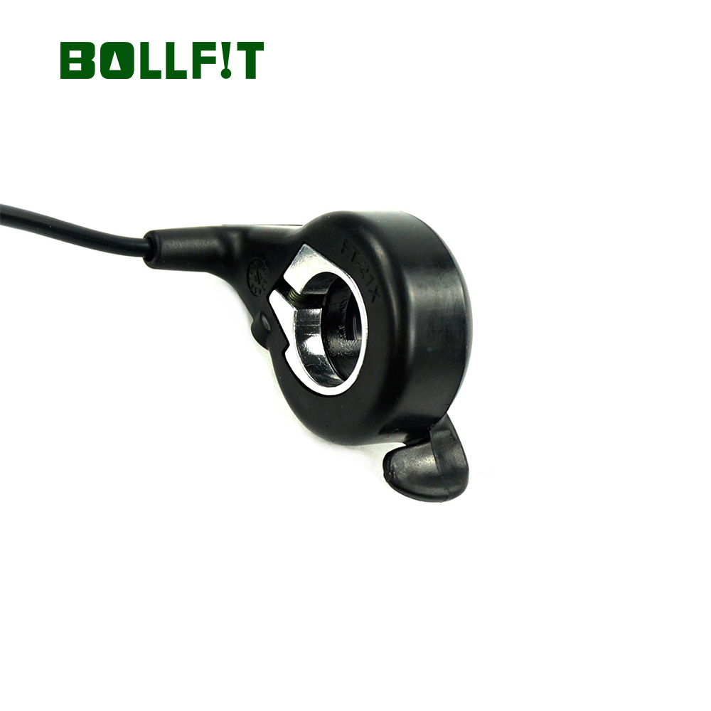 Bollfit WUXING Finger Thumb Throttle Electric Bicycle Accessories Ebike Thumb Throttle FT-21X Waterproof