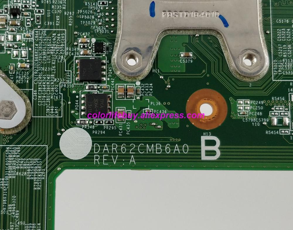 Image 5 - Genuine 729844 501 729844 001 729844 601 DAR62CMB6A0 HM76/1G w i3 3110M CPU Laptop Motherboard for HP 14 e 15 e 17 e NoteBook PC-in Laptop Motherboard from Computer & Office