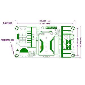 Image 4 - DYKB AC DC Bộ Chuyển Đổi AC 220V 240V 36V 7A 250W Chuyển Đổi Nguồn Điện Inverter Công Nghiệp Module ban Vận Động Cho Bộ Khuếch Đại