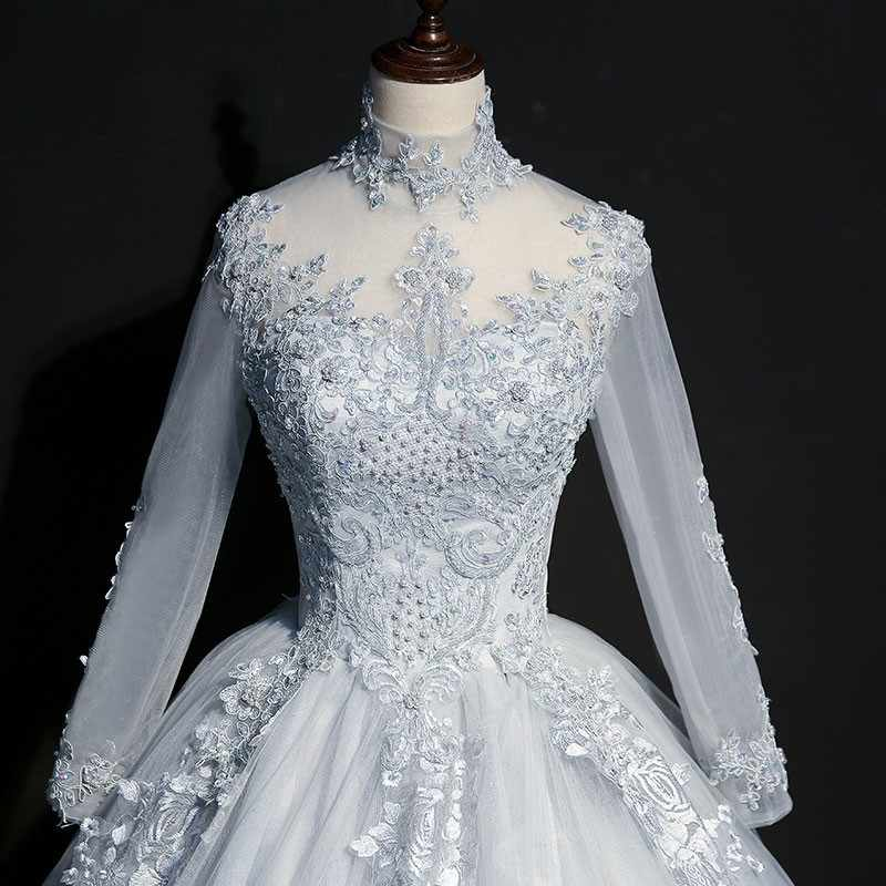 414d229b95 Pink Gray Quinceanera Dresses Sweet 16 Dresses For 15 Years Lace Formal  Prom Dresses Vestidos De 15 Anos Cheap Quinceanera Gowns