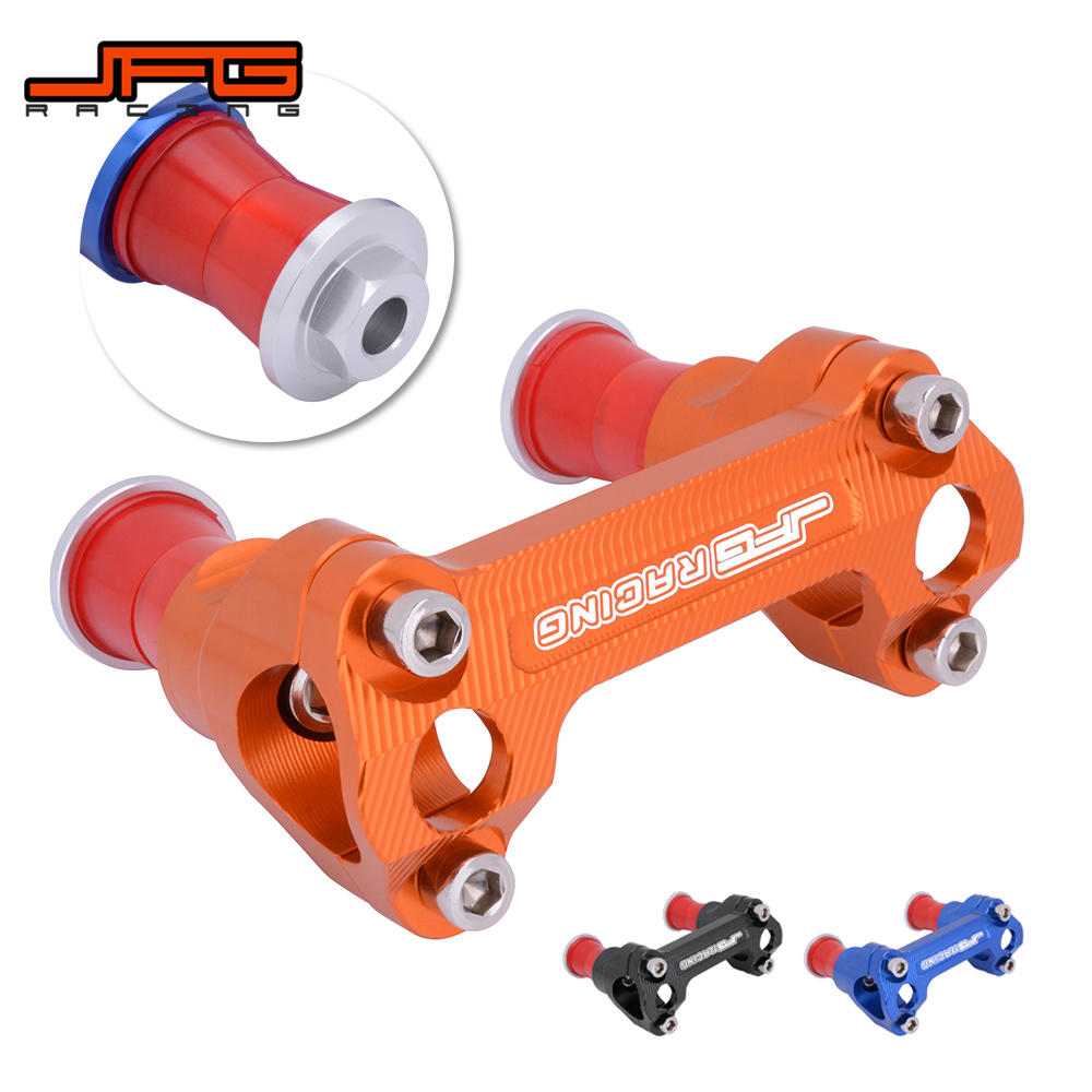 Motorcycle Aluminum CNC Handlebar Riser Mount Clamp For KTM SX SXF FACTORY EDITION XCF XC 125