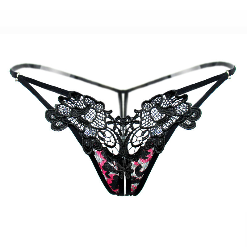 Fashion <font><b>Women</b></font> <font><b>Sexy</b></font> Lingerie <font><b>erotic</b></font> <font><b>sexy</b></font> <font><b>panties</b></font> open crotch porn transparent lace <font><b>underwear</b></font> <font><b>Crotchless</b></font> underpants G-string image