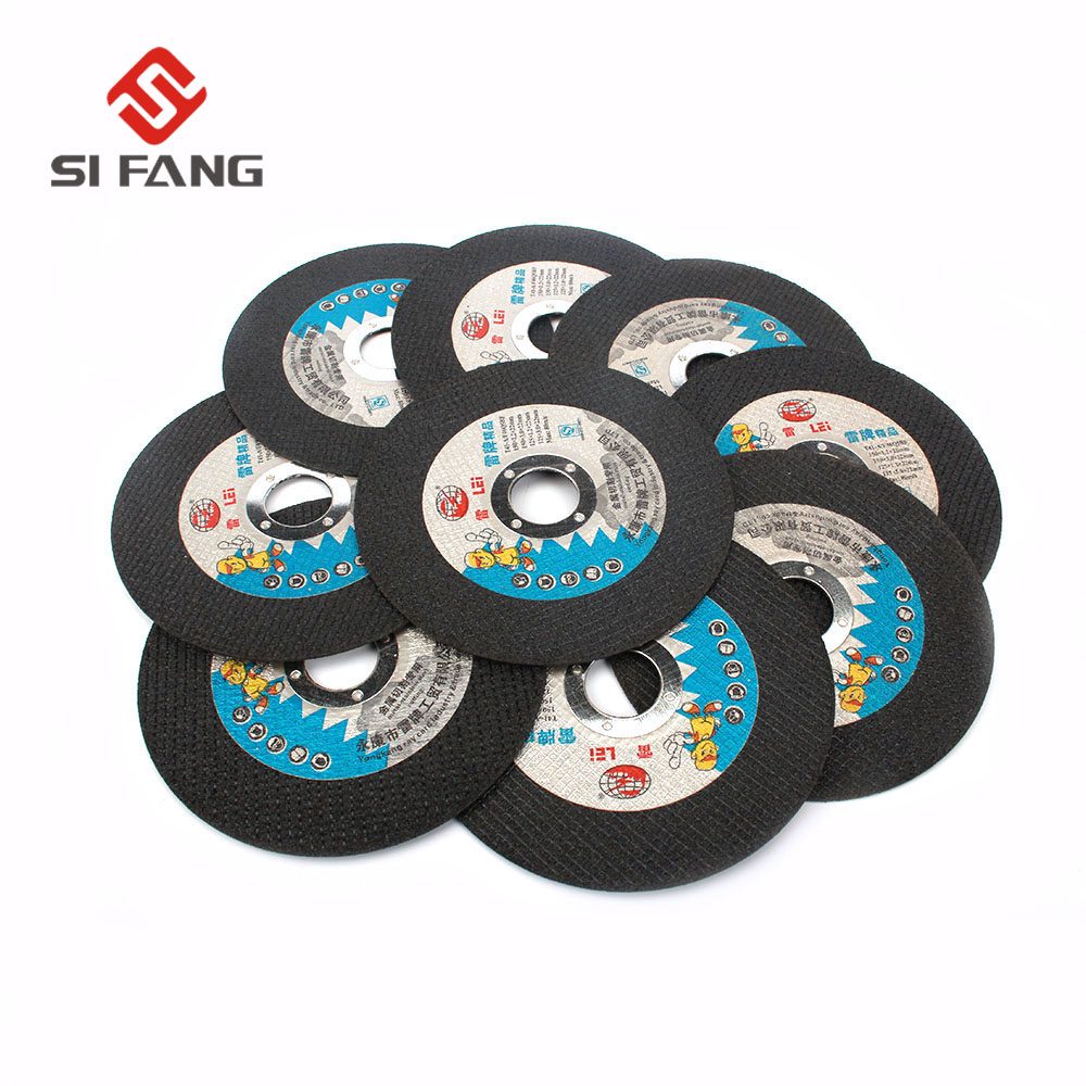 5-25Pcs 125mm Cutting Disc Thin Cutoff Wheel Grinding Wheel Piece For Angle Grinder Resin Cutting Disc Blade Rotary Tool