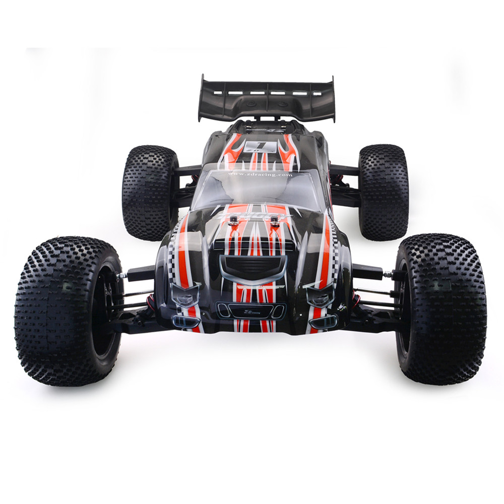 ZD Racing 9021-V3 1/8 2.4G 4WD 80km/h Brushless Rc Car Full Scale Electric Truggy RTR Toys For Boys Gift Adults ToysZD Racing 9021-V3 1/8 2.4G 4WD 80km/h Brushless Rc Car Full Scale Electric Truggy RTR Toys For Boys Gift Adults Toys
