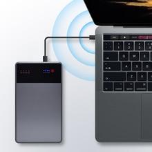 40000 mAh блок питания ноутбука 3.5A 19 V DC 2 USB внешний аккумулятор зарядное устройство для ноутбуков s планшеты iPhone X 6 7 8 для xiaomi