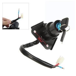 Image 5 - Ignition Gas Cap Steering Lock Set for Yamaha Virago XV 535 250 125 XV250 XV535
