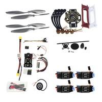 F02192 AD DIY FPV Drone Quadcopter 4 axle Aircraft Kit F450 450 Frame PXI PX4 Flight Control 920KV Motor GPS 1043 Propes 30A ESC