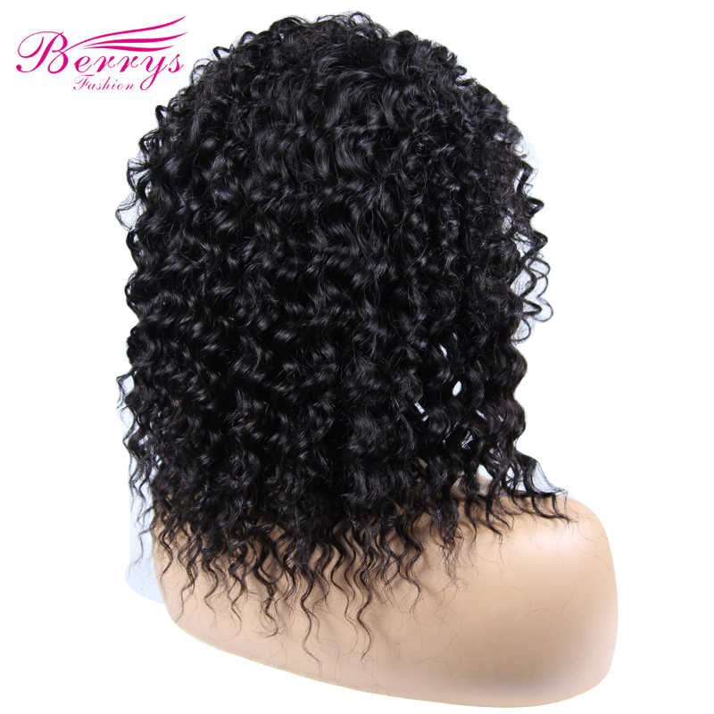 Top 10A Grade Lace Front Wigs 5x5 Lace Closure Human Hair Wig For Women Black Color Brazilian Deep Wave 200% Density Customized
