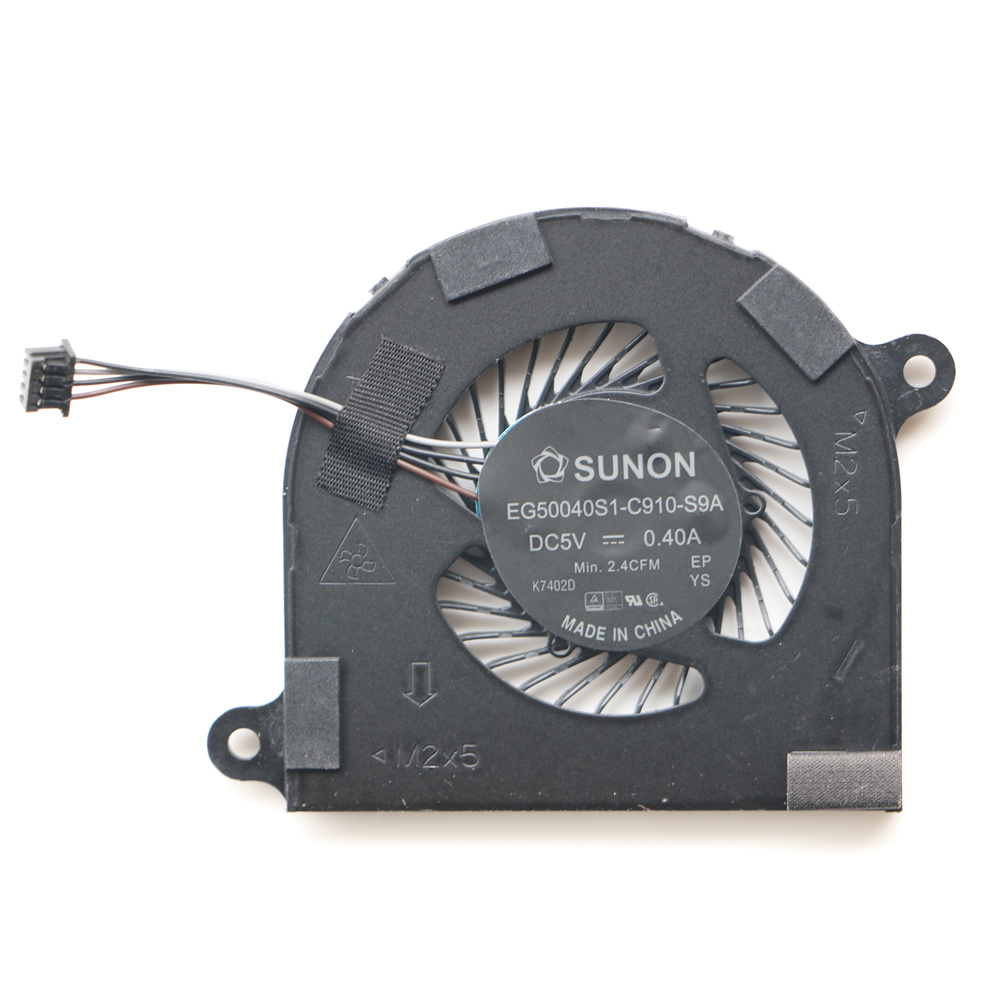 Новый охлаждающий вентилятор для процессора Dell Latitude 7480 E7480