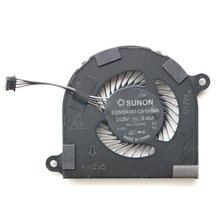 Novo Ventilador de Refrigeração da Cpu Cooler Fan Para Dell Latitude 7480 E7480