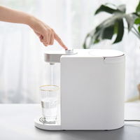 New Arrival 1.8L Smart Instant Hot Water Dispenser Water Temperature Adjustable Drinking Fountain Double Heating S2101
