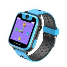 Kids Smart Phone Watch With Camera Games Flashlight Touch Screen Cool Toys Android Smart Watch For Girls Boys Children(China)