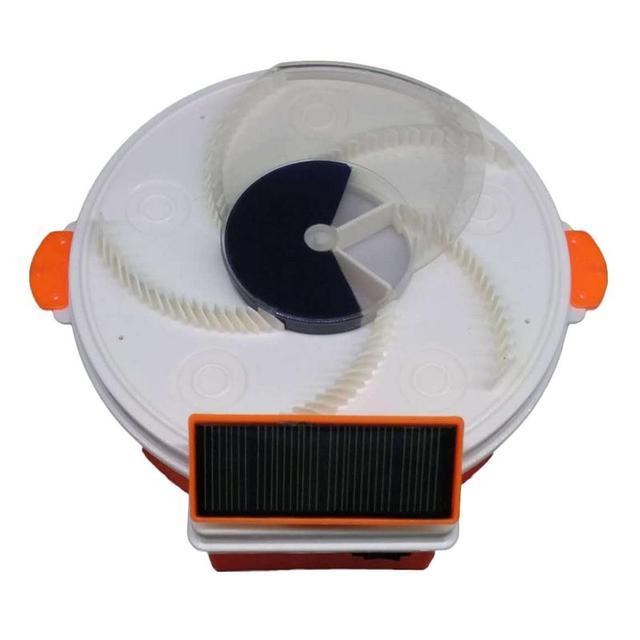 Солнечная перезаряжаемая москитная убийца светодиодный светодиодная электрическая ловушка от комаров насекомых Отпугиватель убийство Fly Жук Насекомое ночной Housefly машина