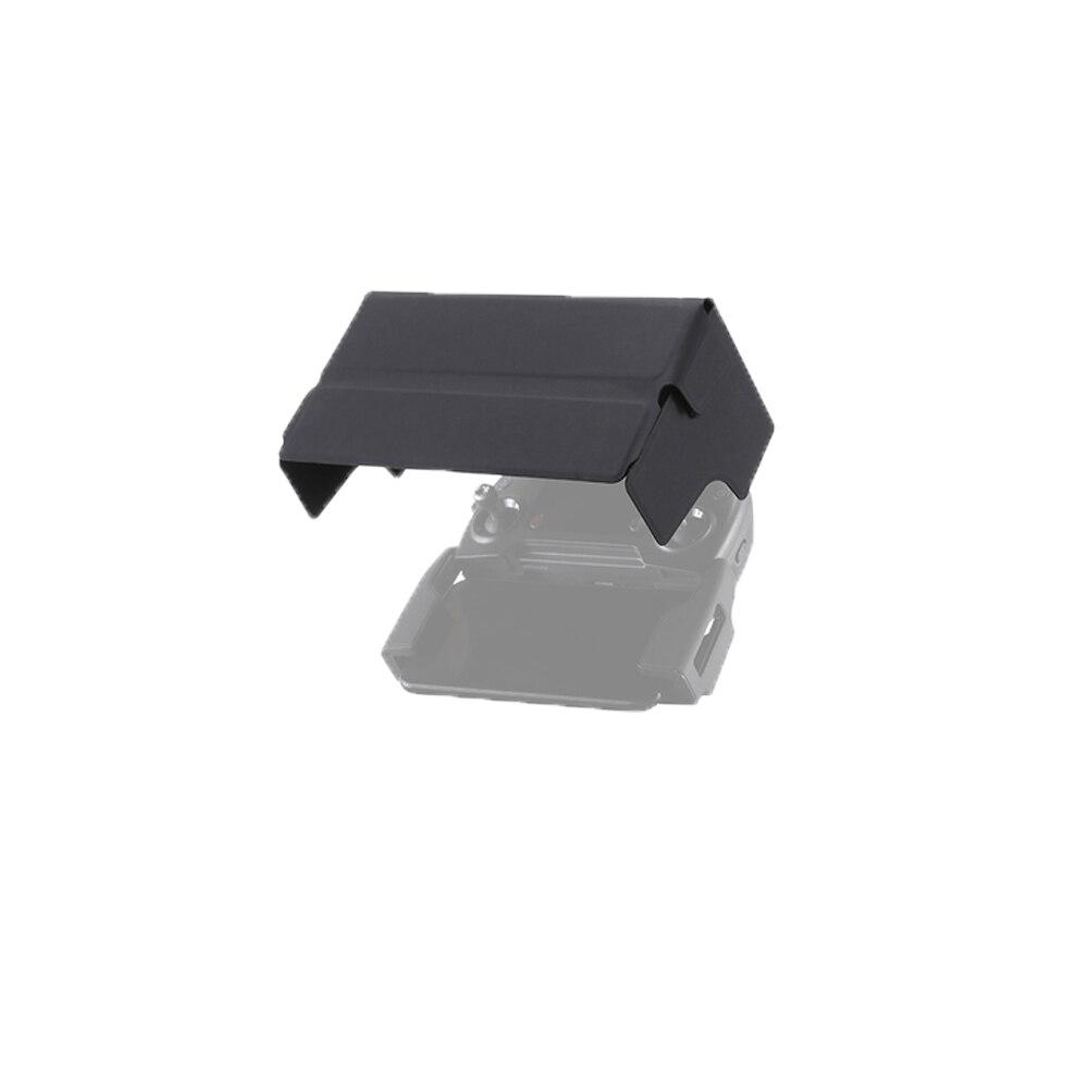 Mavic controlador remoto Monitor Hood escudos para el Mavic de DJI 2/Mavic/Mini/Pro/Air sombrilla parasol originales Drone accesorio