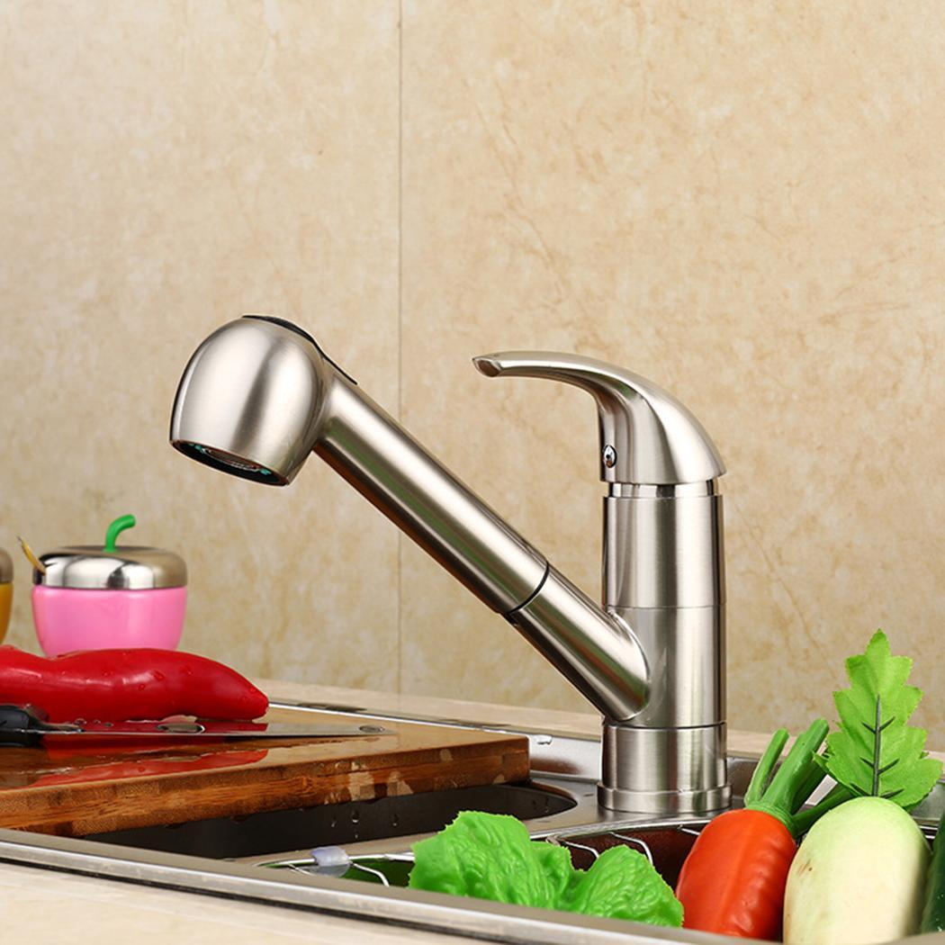 Durable Practical Anti-rust Household Pull Out 0-60C Sprayer 50 As Picture Faucet HomeDurable Practical Anti-rust Household Pull Out 0-60C Sprayer 50 As Picture Faucet Home