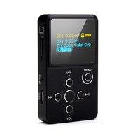 "XDUOO X2 מתכת HIFI MP3 נגן MP4 מקצועי Lossless אודיו נגן 0.96 ""OLED מסך תמיכת 32 GB TF MP3 WMA APE FLAC WAV-בנגן MP4 מתוך מוצרי אלקטרוניקה לצרכנים באתר"