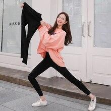 Loyalget Womens black Pants Pencil Trousers 2019 Spring  Skinny Women Slim Office Ladies Jean Female High Waist